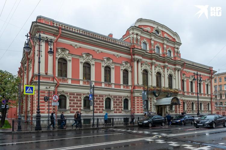 Особняк Мясникова построен в середине XIX века