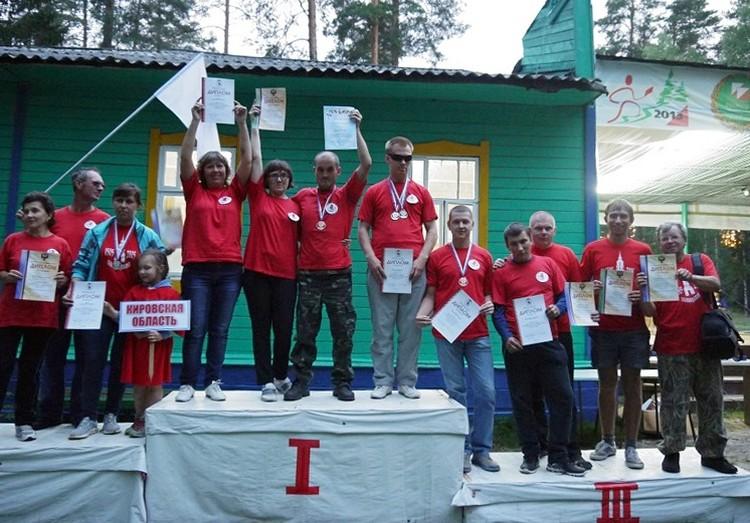 В регионе ежегодно проводятся спортивные и творческие мероприятия среди инвалидов по зрению. Фото: vos-kirov.ru