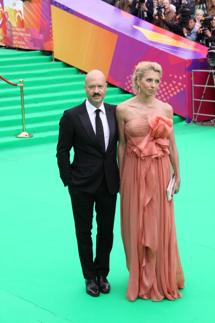 С женой Светланой Федор Бондарчук прожил вместе 25 лет.