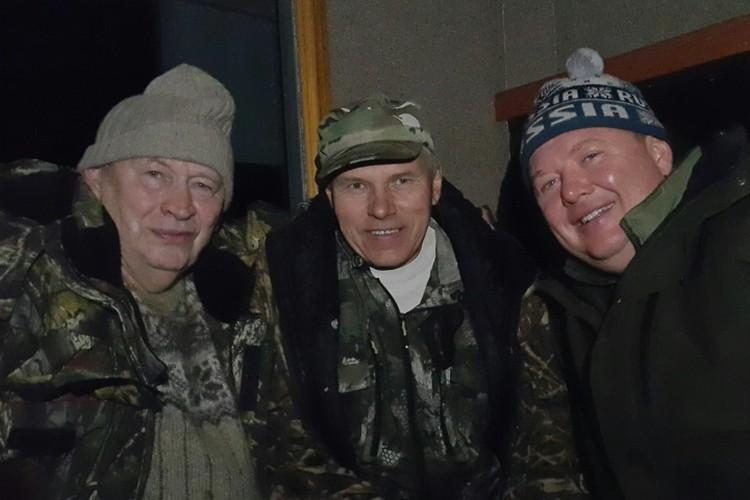 Фото из архива участников охоты