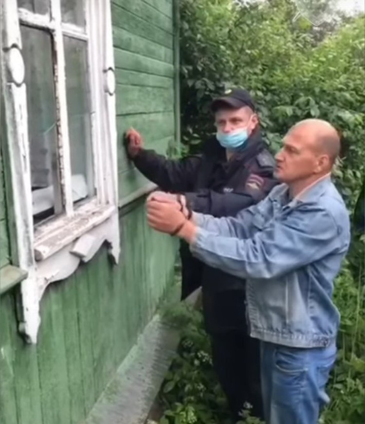 Каширский маньяк. Фото: ГСУ СК по Московской области