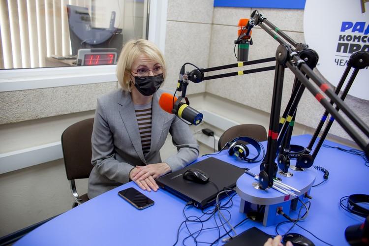 Гехт заявила, что в регионе готовы открыть обсерваторы для семей