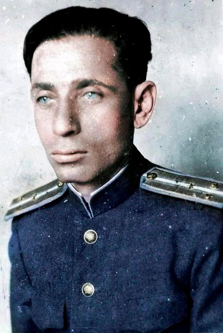 Милиционер Давид Курлянд. Фото: Wikimedia Commons