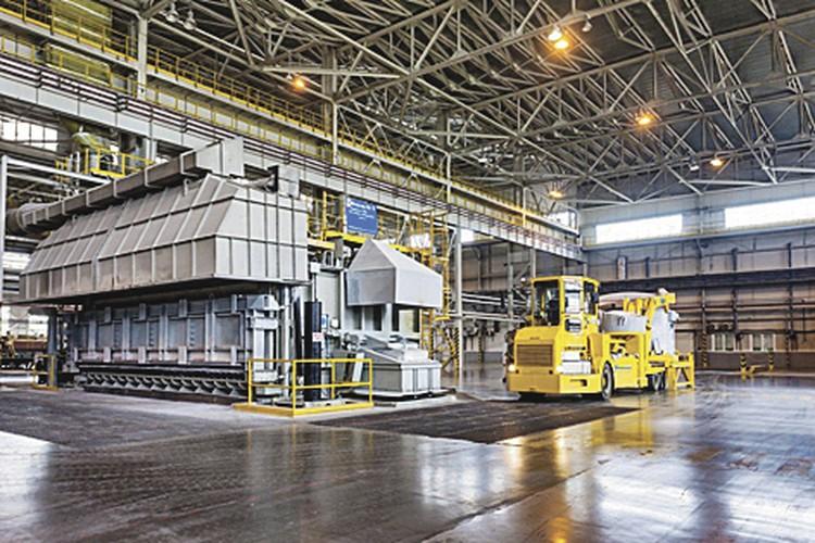 БоАЗ - одно из самых экологичных производств в стране. Фото предоставлены пресс-службой БоАЗ