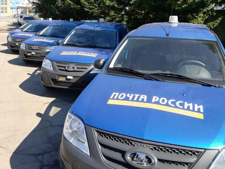 В Приморье поступило больше 20 новых авто