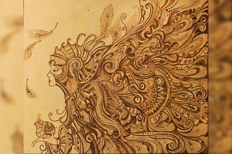 Около 30 работ художницы наполнены нежностью и легкостью, бескомпромиссной точностью и выразительностью. Фото: Музей-заповедник «Кузнецкая крепость»