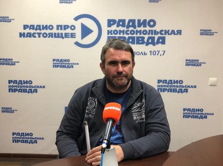 Олег Колпащиков уверен, что все изменения в жизни - к лучшему