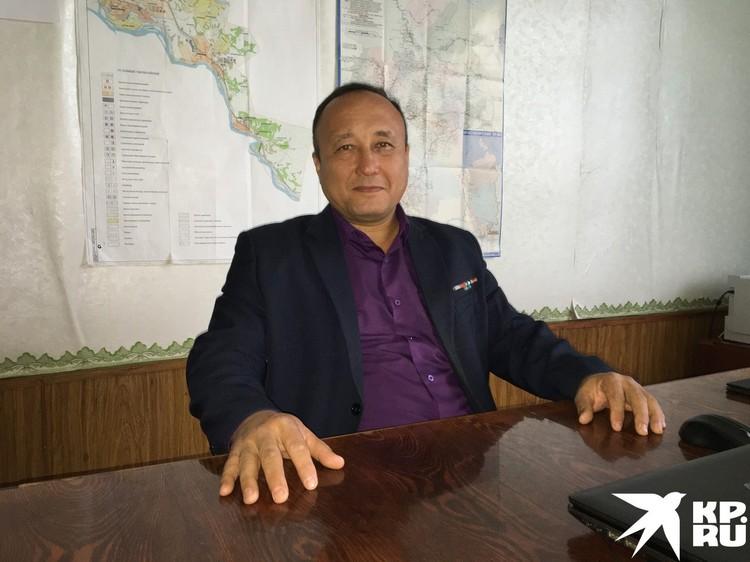 Вячеслав Осипов - председатель сельсовета с богатой личной жизнью