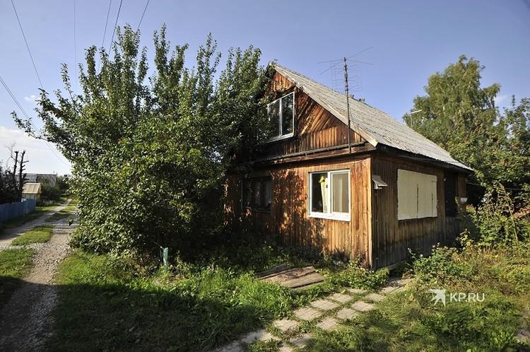 Дом, в котором убивали Дмитрия Чикваркина