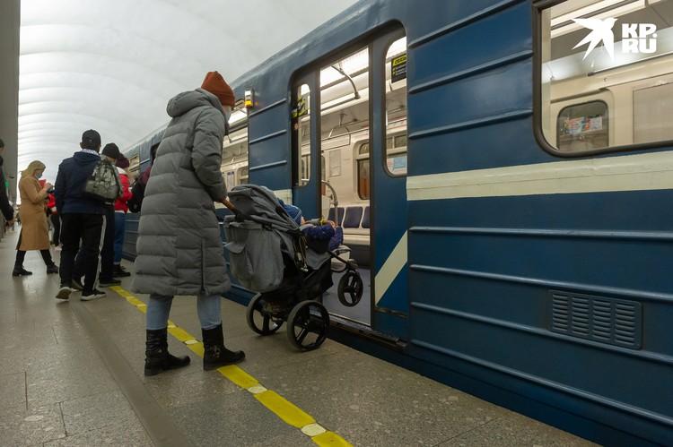 Сотрудники метрополитена готовы и проводить пассажира с ребенком до вагона, и встретить на нужной станции