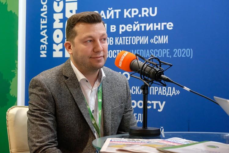 Алексей Обухов, директор юридического департамента группы компаний «Титан»