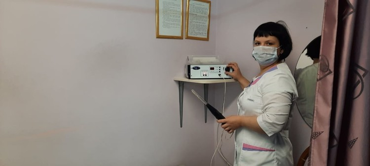 """В """"Можайский"""" заранее завезли необходимые лекарства и оборудование, которые могут понадобиться пациентам"""