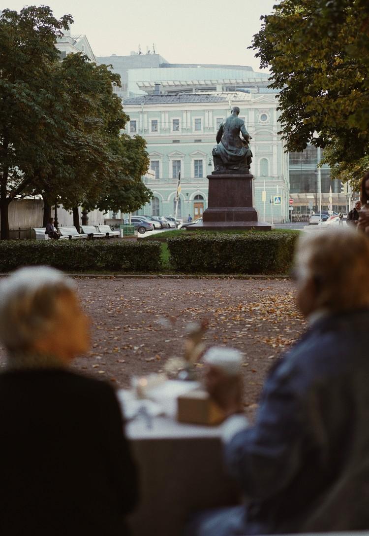 Любимыми местами пожилые люди любовались вместе с фотографом Ольгой Проскуриной. Фото: Ольга Проскурина