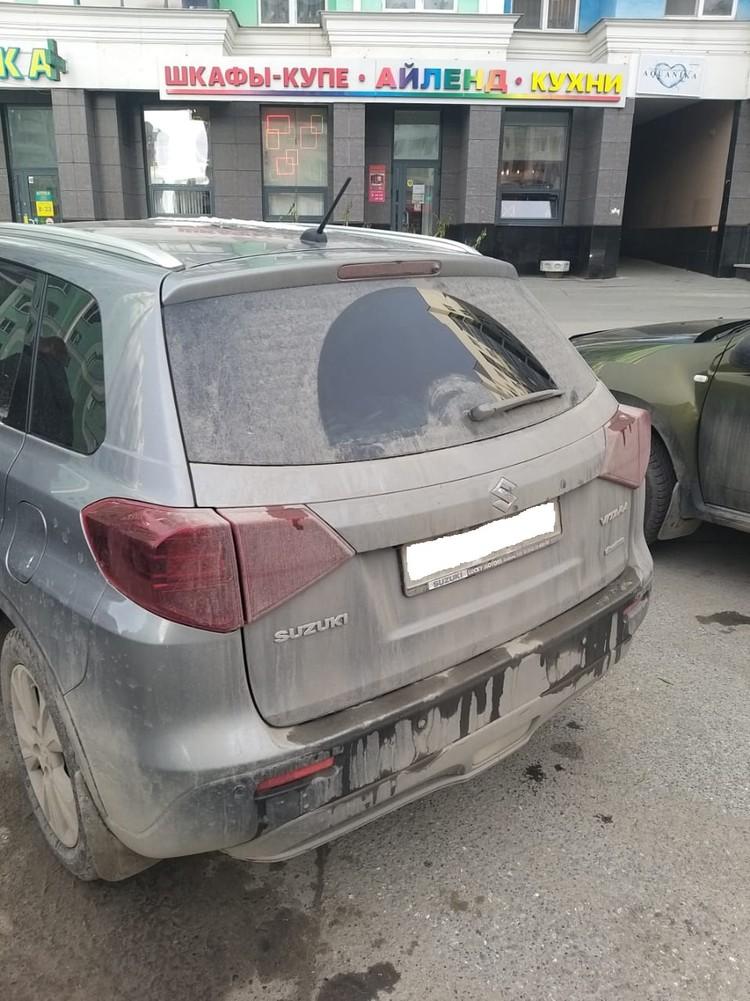 Водитель насобирал штрафов на 12 тысяч рублей. Фото: УГИБДД по Свердловской области