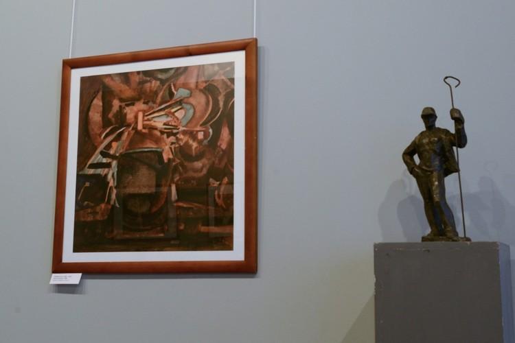 Новокузнецкий художественный музей приглашает на выставку «О доблести, о подвиге, о славе». Фото: Анна ЗАХАРОВА