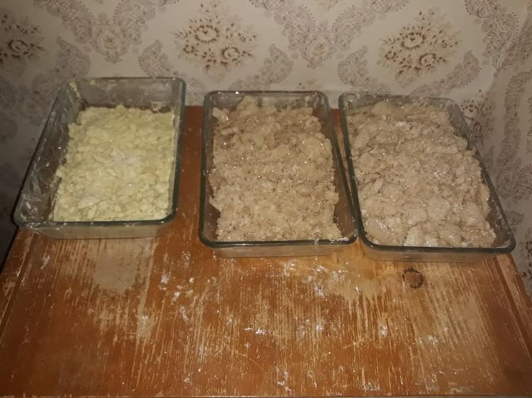 Наркотики в стадии производства. Фото: пресс-служба ФСБ