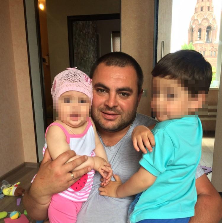 Джалиль Аметов только несколько лет спустя завел новую семью. Фото: соцсети