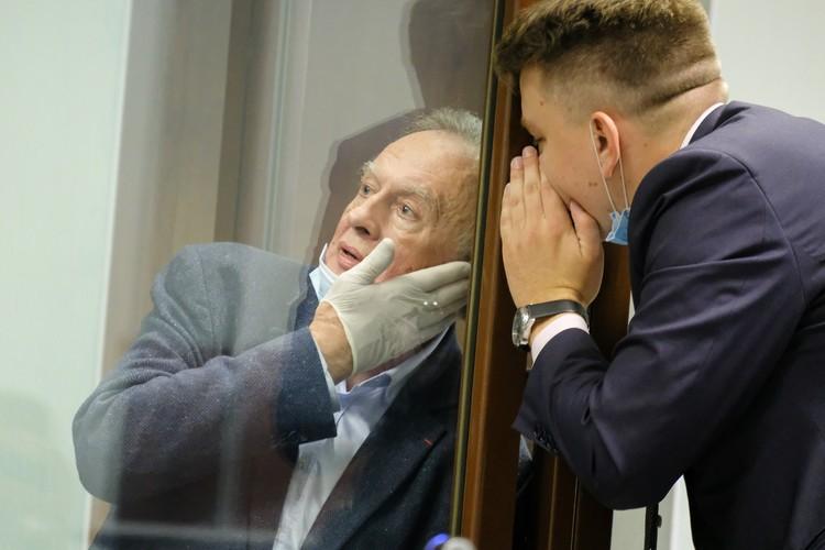 Защита Соколова хочет минимизировать срок доценту