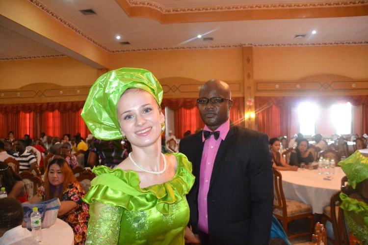 Вскоре муж предложил переехать в Нигерию