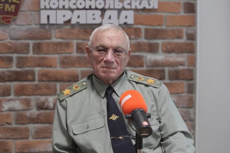 Анатолий Куликов