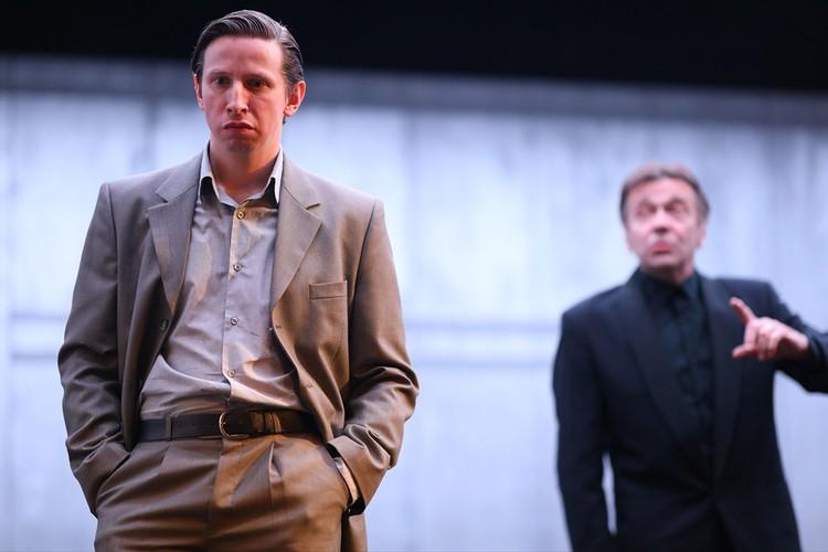 Спектакль «Преступление и наказание» Театра «Приют комедианта» стал лучшим. Фото: официальная страница театра.