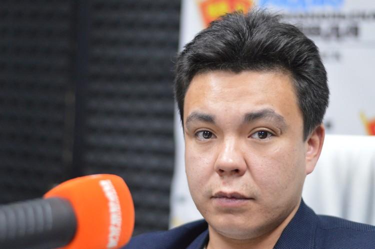 Павел Шестопалов, депутат Хабаровской городской думы, член комитета по социальным вопросам