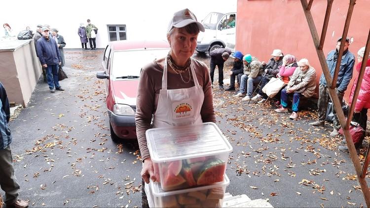 Фото из группы «Дорога добра I Пища для жизни Псков» «ВКонтакте»