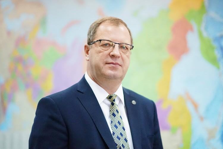 Геннадий Гусельников - действующий глава Исполкома «Сибирского соглашения». Фото: Личный архив