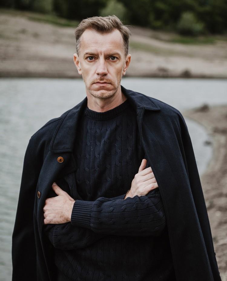 Известный крымский стилист Андрей Прожеев создает имидж бизнесменам и политикам