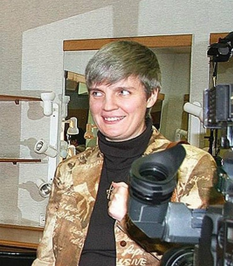 Дочь Михаила Жванецкого Ольга, родившаяся вне брака. Фото: Генриетта ПЕРЬЯН
