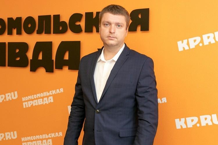 Александр Корольков — директор департамента капитального строительства ГК «Садовое кольцо»