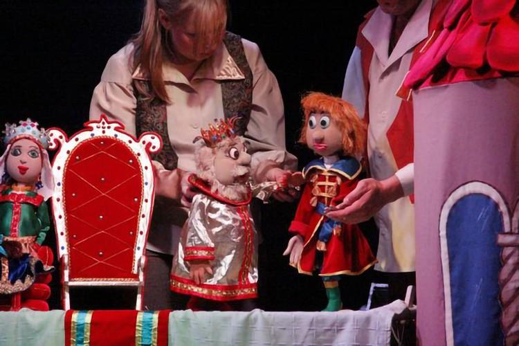 Театр кукол «Сказ» приглашает на постановку сказки про Конька-горбунка. Фото: Екатерина БАХАРЕВА