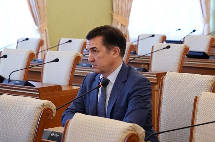 Ринат Баширов - давний соратник главы Башкирии Радия Хабирова