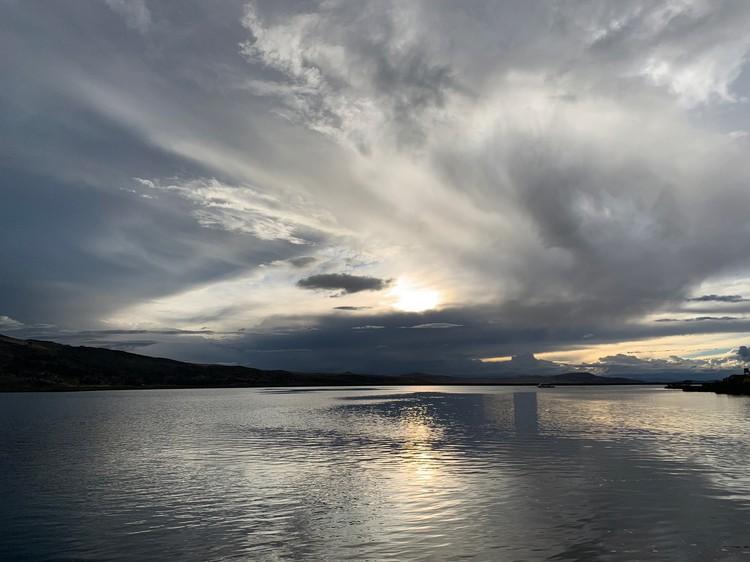 Что ж, серебристые облака – событие красивое, но на человека они воздействуют мрачно, наблюдатель, видя их, не восторгается красотой, а как-то тревожится,
