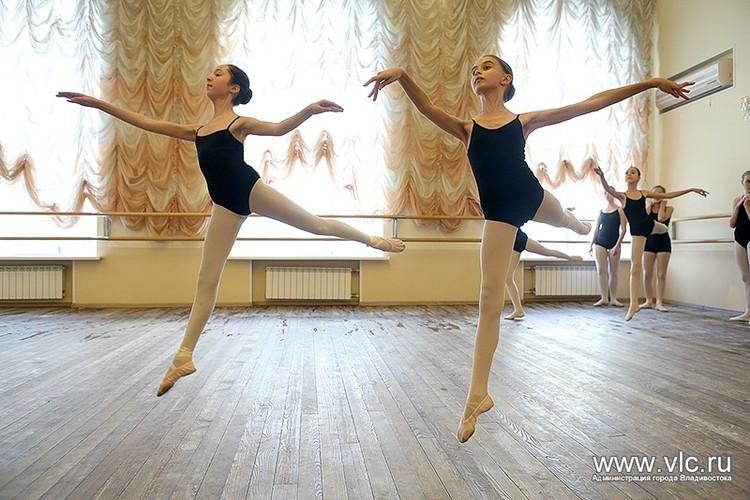 Приморский краевой колледж искусств в 2020 году взял под опеку хореографическое училище вместе со зданием. Фото: vlc.ru