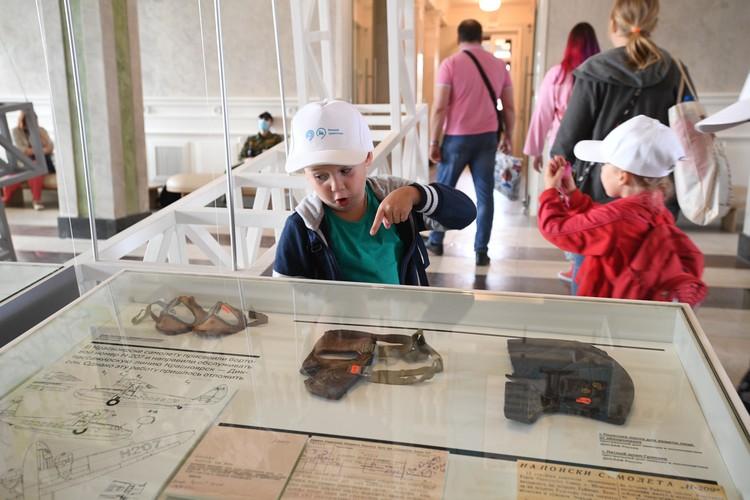 Власти Москвы видят и субсидируют интерес школьников к нашей военной истории.
