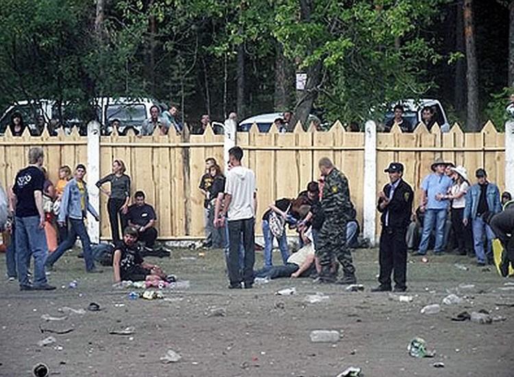 В избиение пострадали 37 человек. Фото: архив chel.kp.ru.