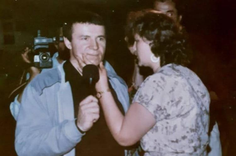 Наталья Фуштей (справа) была помощницей знаменитого целителя
