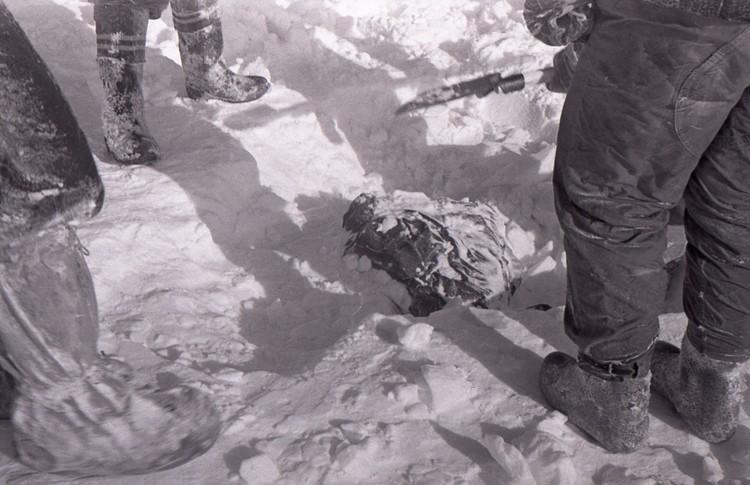 5 марта. Момент, когда нашли тело Рустема Слободина