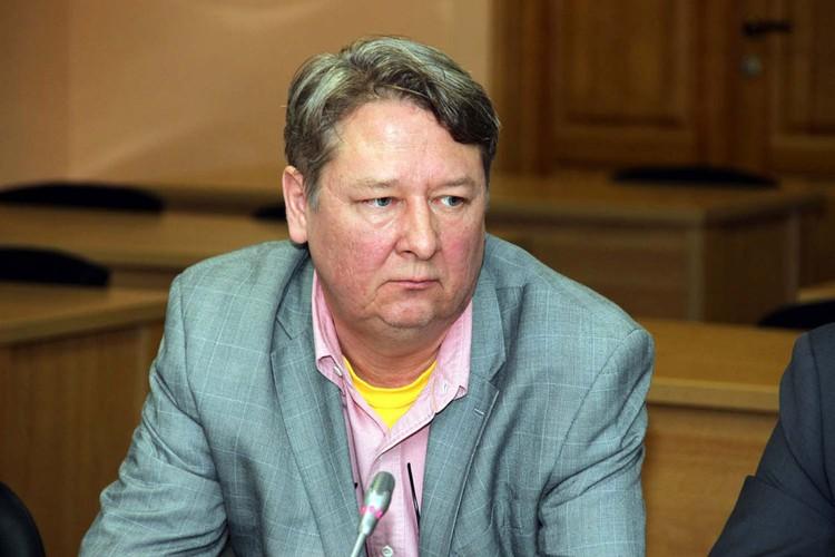 Директор Российско-американского противоракового центра, доктор биологических наук Андрей Шаповал. Фото с сайта www.asu.ru.
