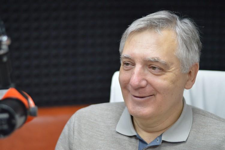 Игорь Мосин, директор Хабаровского краевого колледжа искусств