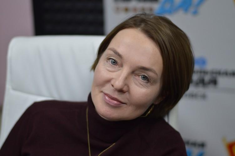 Ольга Богданова, директор Хабаровского техникума техносферной безопасности и промышленных технологий