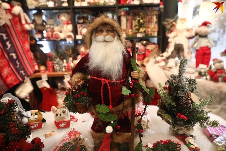 Открылись городские рождественские ярмарки.