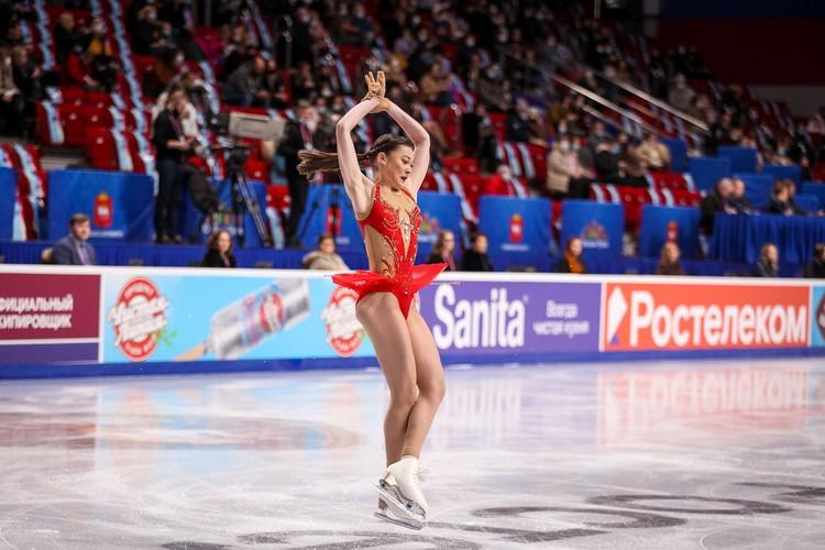 Анастасия Гулякова