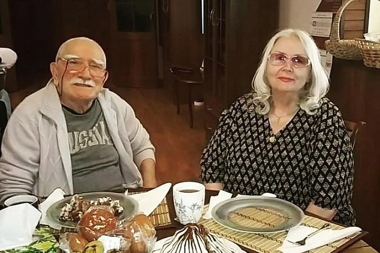 Армен Джигарханян последний год жизни провел рядом с экс-женой Татьяной Власовой