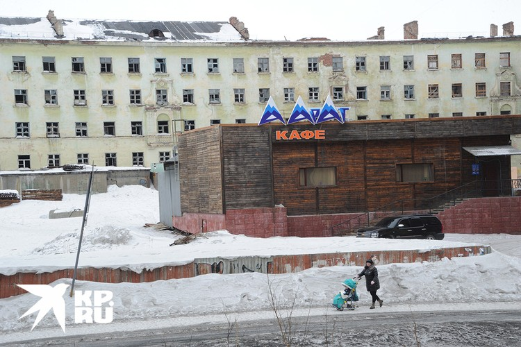 Даже по самым консервативным подсчетам, минимум четверть инфраструктуры северных городов России будет разрушено к 2050 году из-за таяния вечной мерзлоты.