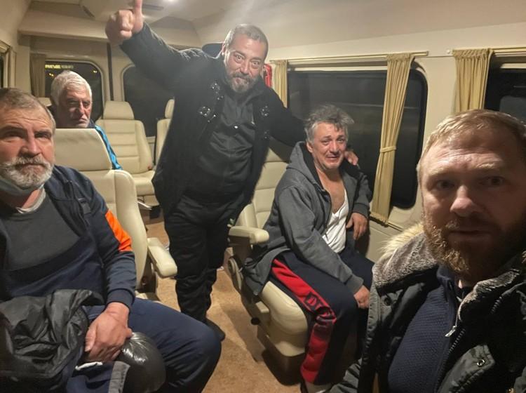 Россия помогла вернуться морякам из ливийского плена