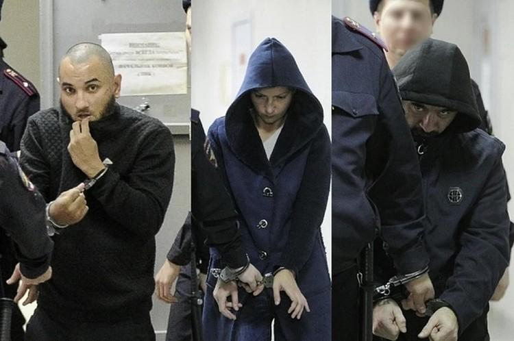 В громком убийстве обвиняют Екатерину Меньшикову, Михаила Федоровича и Марата Ахметвалиева