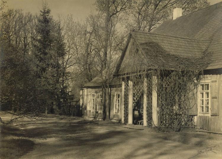 Усадьба в Богданово. 1925. Фото: Ян БУЛГАК (artmuseum.by)