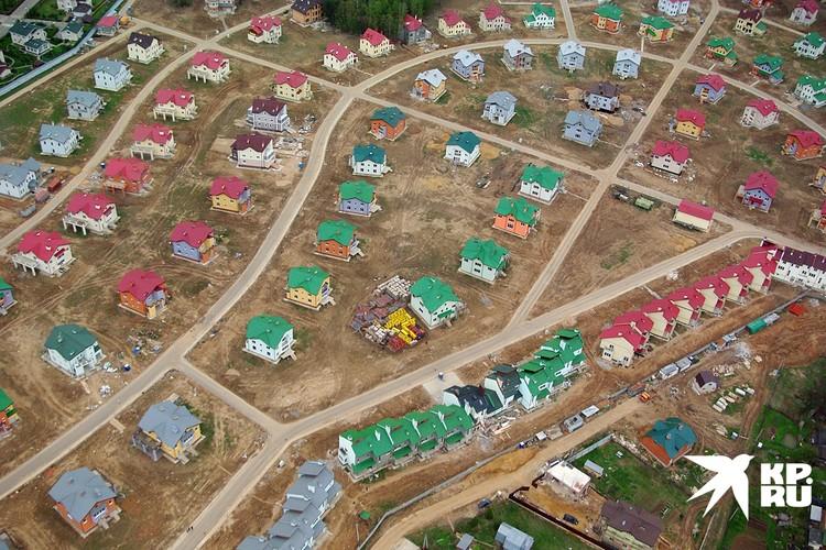 Интерес к индивидуальному жилищному строительству однозначно будет расти